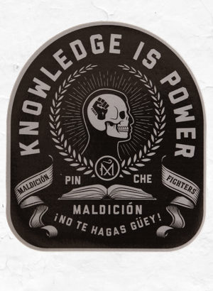 Knowledge_Is_Power_Men_sticker_Shop