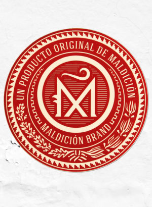 Maldicion_Original_sticker_Full