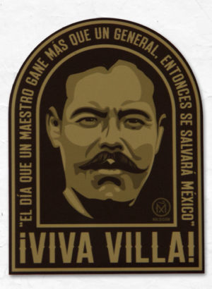 Viva_Villa_Sticker