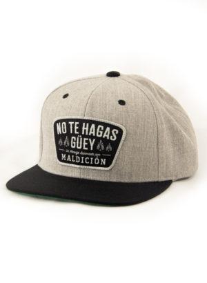 No Te Hagas Guey Heather_black