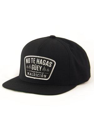 No Te Hagas Guey black